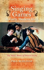 Singing Games in Early Modern Italy