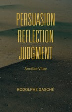 Persuasion, Reflection, Judgment