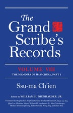 The Grand Scribe's Records, Volume VIII