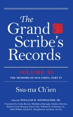 The Grand Scribe's Records, Volume XI