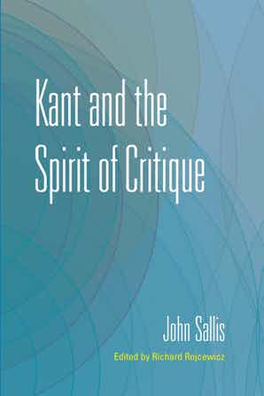 Kant and the Spirit of Critique Book Cover