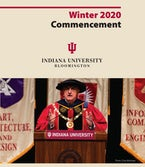 Winter 2020 Commencement