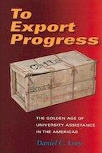 To Export Progress