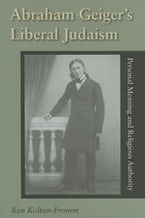 Abraham Geiger's Liberal Judaism