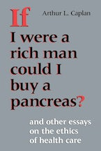 If I Were a Rich Man Could I Buy a Pancreas?