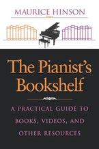 The Pianist's Bookshelf