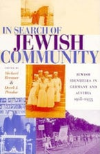 In Search of Jewish Community