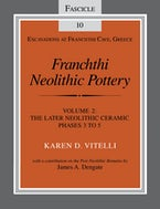 Franchthi Neolithic Pottery, Volume 2, vol. 2