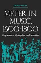 Meter in Music, 1600–1800