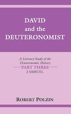 David and the Deuteronomist
