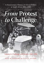 From Protest to Challenge, Volume 6
