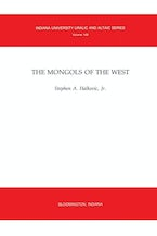 The Mongols of the West