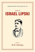 Trial of Israel Lipski